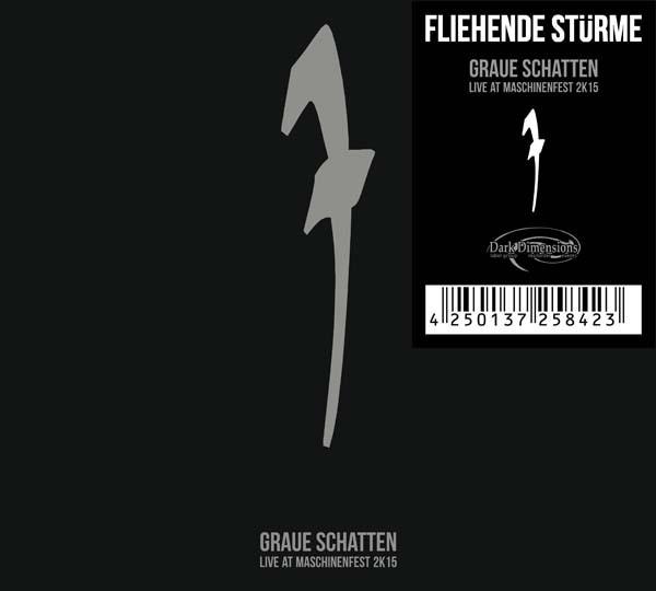 FLIEHENDE STÜRME, graue schatten - live at maschinenfest 2k15 cover