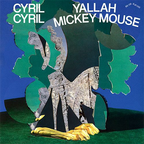 CYRIL CYRIL, yallah mickey mouse cover