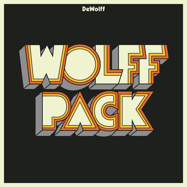 DEWOLFF, wolffpack cover