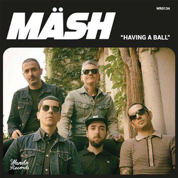 MÄSH, having a ball cover