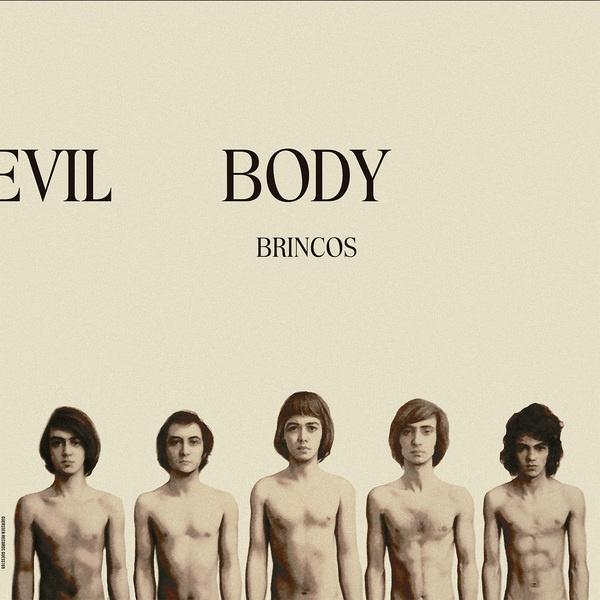 BRINCOS, world devil & body / mundo demonio carne cover