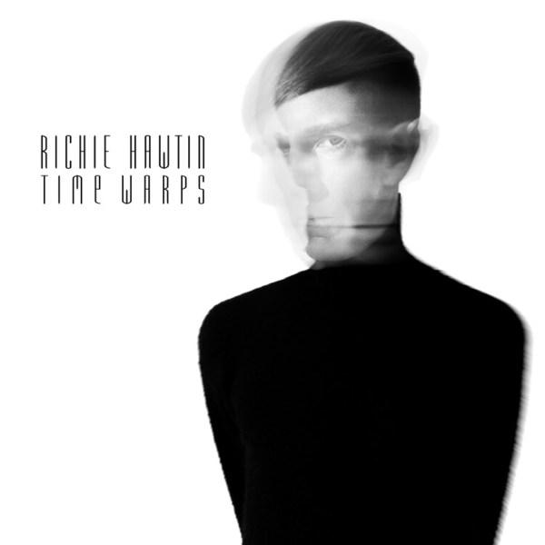 RICHIE HAWTIN, time warps ep cover