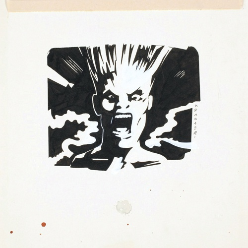 SCREAMERS, demo hollywood 1977 cover