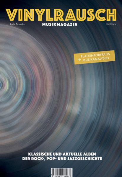 VINYLRAUSCH, # 1 cover