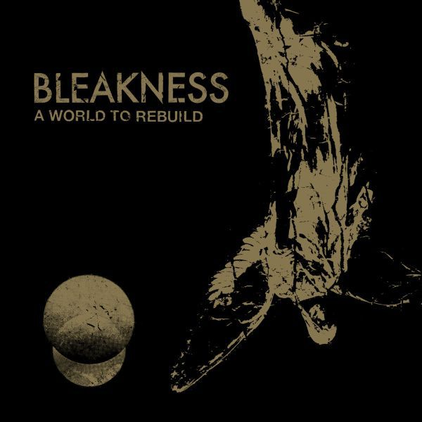 BLEAKNESS, a world to rebuild cover