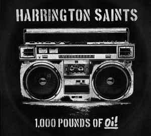 HARRINGTON SAINTS, 1000 pounds of oi cover