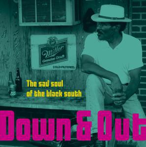 V/A, down & out - the sad soul of the black south cover
