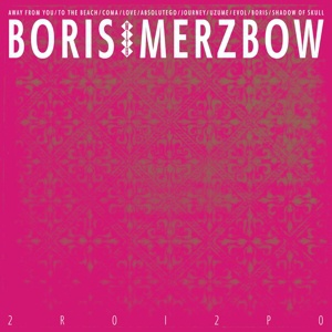 BORIS WITH MERZBOW, 2r0i2p0 cover
