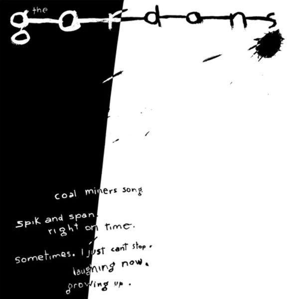 GORDONS, s/t plus future shock cover