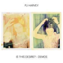 PJ HARVEY, is this desire - demos cover