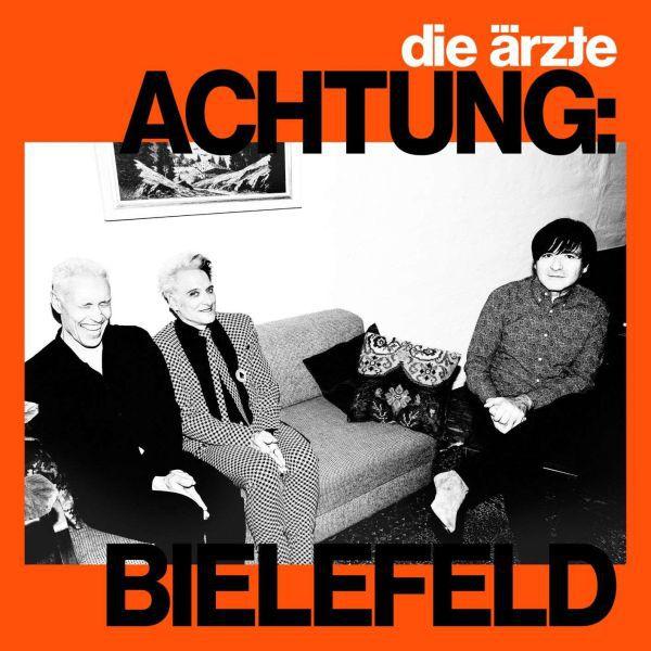 ÄRZTE, ACHTUNG: BIELEFELD cover