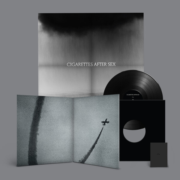 CIGARETTES AFTER SEX, cry (deluxe edition) cover