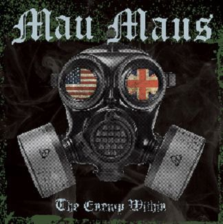 MAU MAUS, the enemy within cover