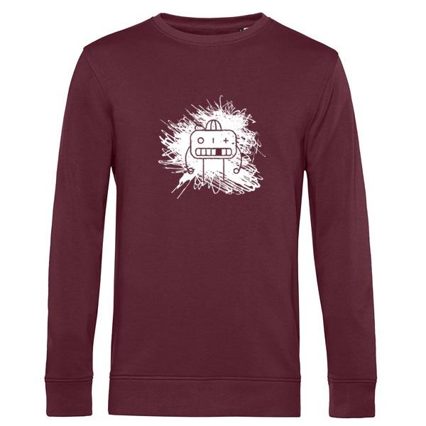 DIRK UHLENBRUCK, bboy II (sweater), burgundy cover