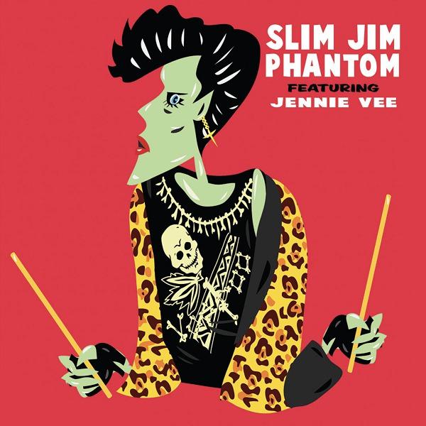 SLIM JIM PHANTOM (FEAT. JENNIE VEE), locked down in love cover