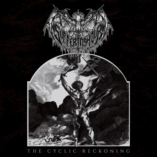 SUFFERING HOUR, the cyclic reckoning cover