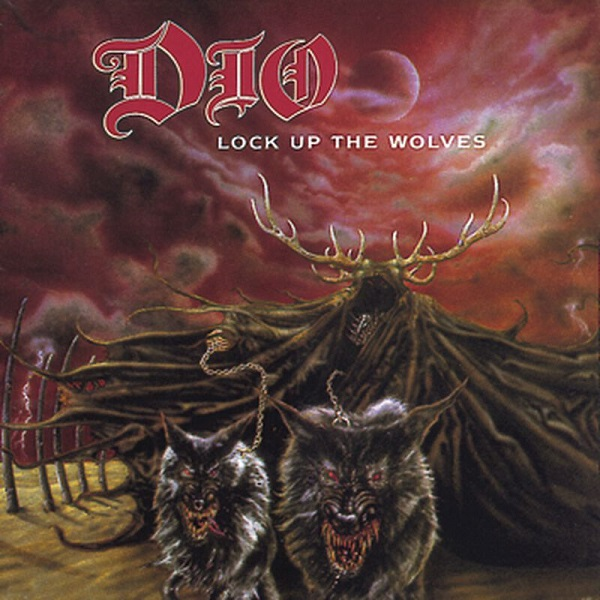 DIO, lock up the wolves cover