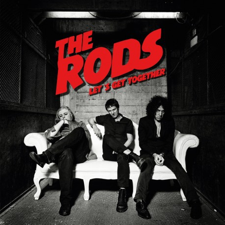 THE RODS, let´s get together cover