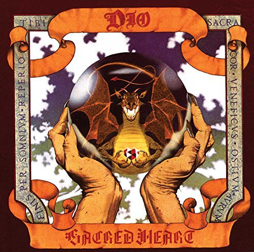 DIO, sacred heart cover