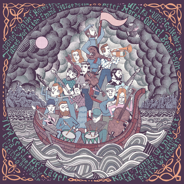 JAMES YORKSTON & SECONDHAND ORCHESTRA, the wide wide river cover