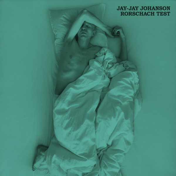JAY JAY JOHANSON, rorschach test cover