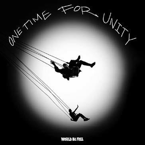 WORLD BE FREE, one time for unity cover