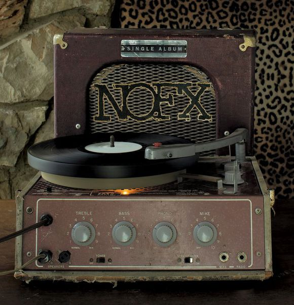 NOFX, single album cover