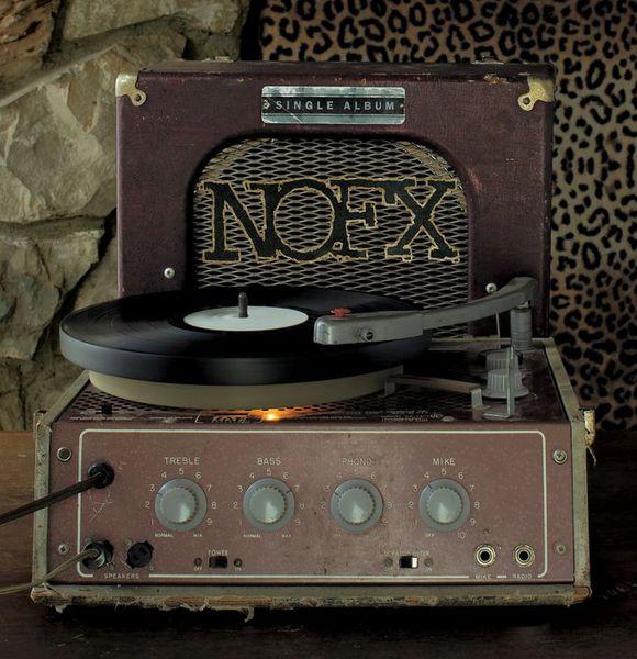 NOFX, single album cover