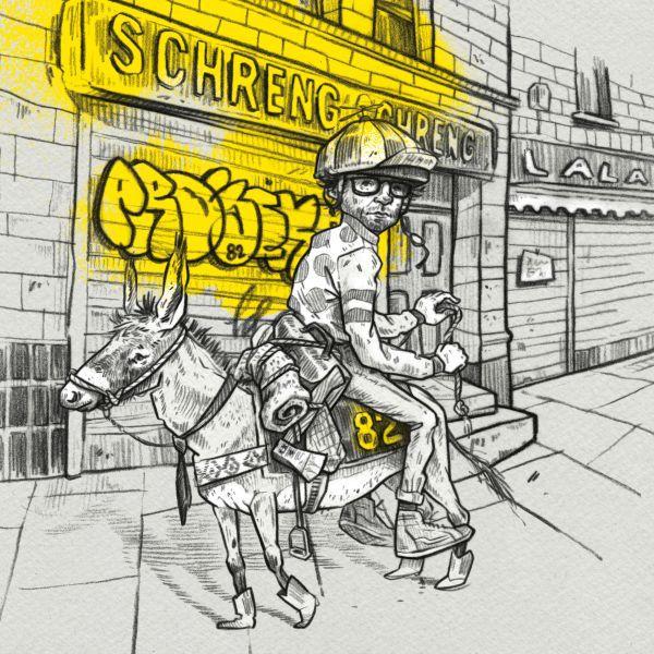 SCHRENG SCHRENG & LA LA, projekt 82 cover