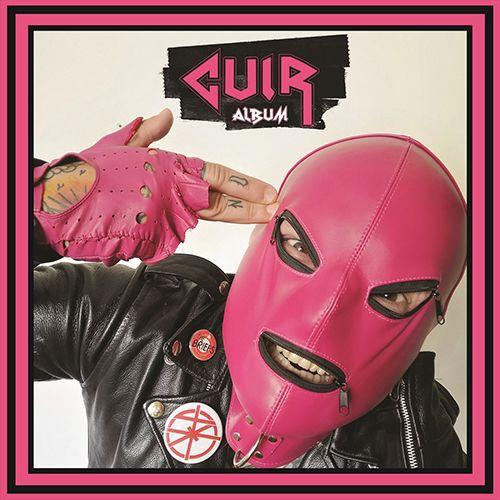 CUIR, album cover