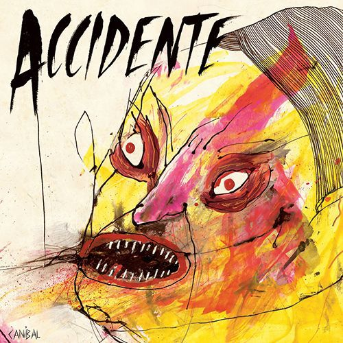ACCIDENTE, cannibal cover