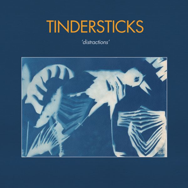 TINDERSTICKS, distractions cover