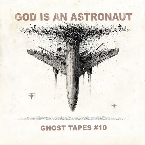GOD IS AN ASTRONAUT, ghost tapes 10 cover