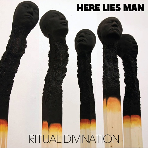 HERE LIES MAN, ritual divination cover