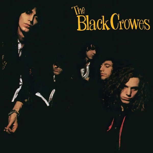 BLACK CROWES, shake your money maker (2020 remaster) cover