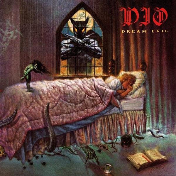 DIO, dream evil cover