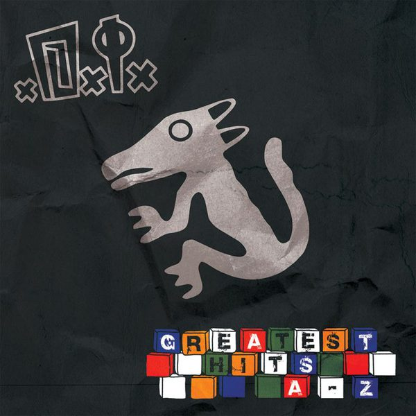 D.I., greatest hits a-z cover