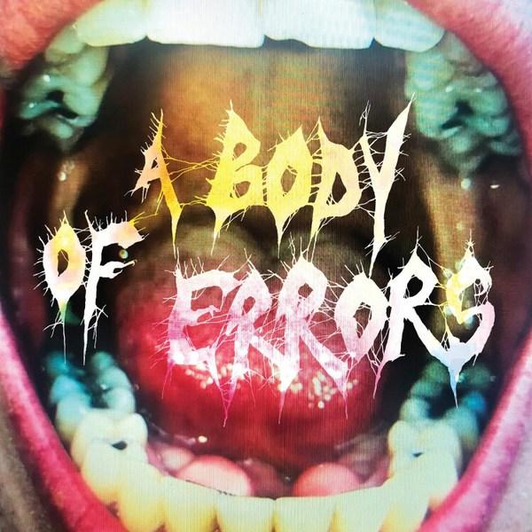 LUIS VASQUEZ, a body of errors cover