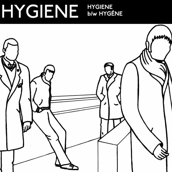 HYGIENE, s/t cover