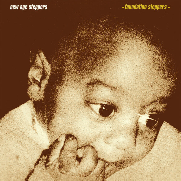 NEW AGE STEPPERS, foundation steppers cover