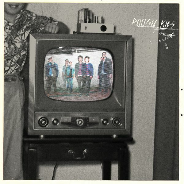ROUGH KIDS, s/t cover