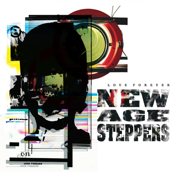 NEW AGE STEPPERS, love forever cover