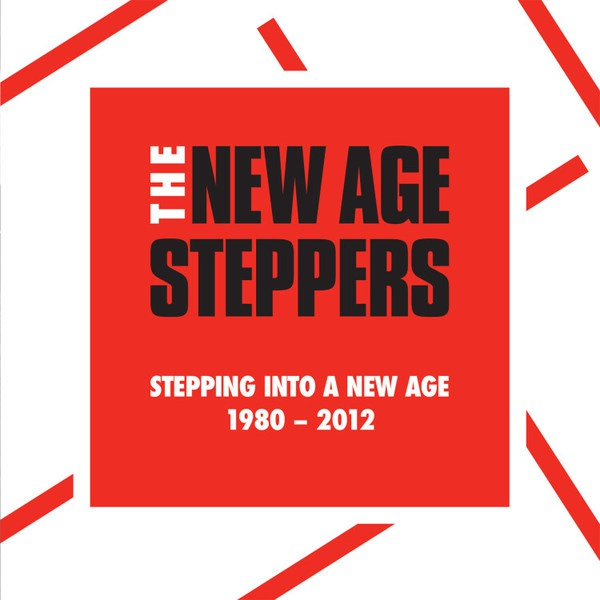 NEW AGE STEPPERS, stepping into a new age cover