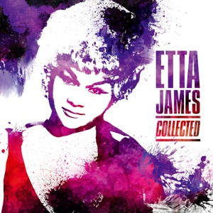 ETTA JAMES, collected cover