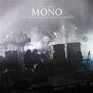 MONO, beyond the past cover