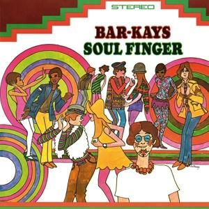 BAR-KAYS, soul finger cover