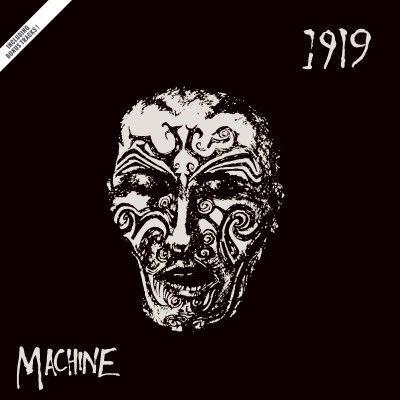1919, machine cover