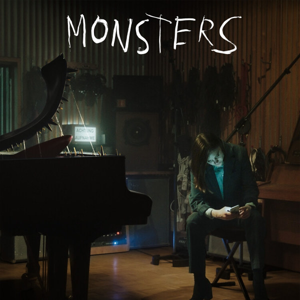 SOPHIA KENNEDY, monsters cover