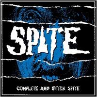 SPITE, complete and utter spite cover