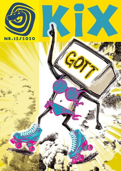 KIX, # 32 cover
